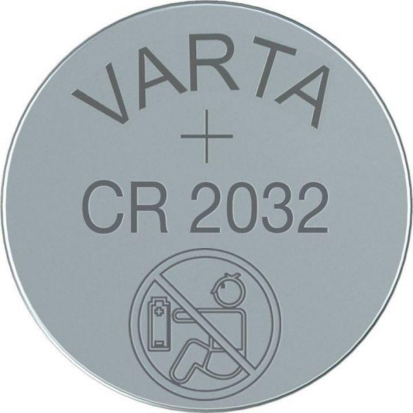 Varta Knopfzelle Lithium CR-2032